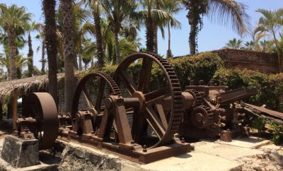 History of the Sugar Mills – Todos Santos, B.C.S
